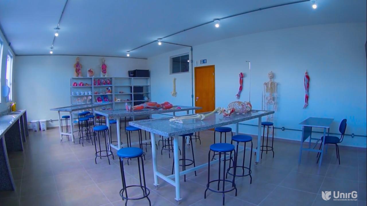 Campus%20Paraiso%20laboratorio Unirg marca primeiro vestibular de medicina em Paraíso do Tocantins